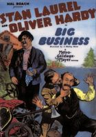 Big Business movie poster