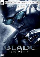 Blade: Trinity #652346 movie poster