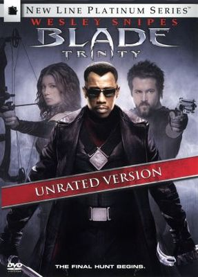 Blade: Trinity poster #652350