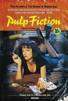 Pulp Fiction poster #652602