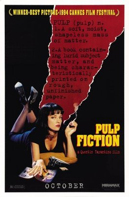 Pulp Fiction poster #652606