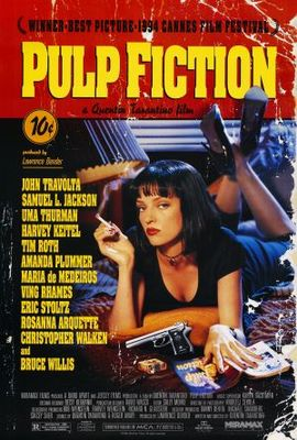 Pulp Fiction poster #652607