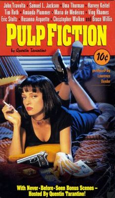 Pulp Fiction poster #652611