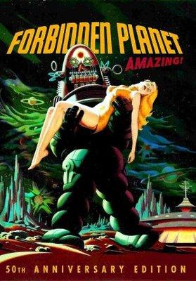 Forbidden Planet (1956) movie poster #652707 ... Forbidden Planet 1956 Poster