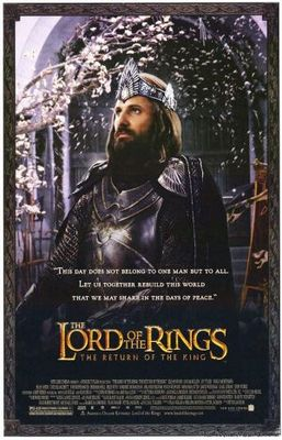 The Lord Of The Rings The Return Of The King Movie Poster 652793
