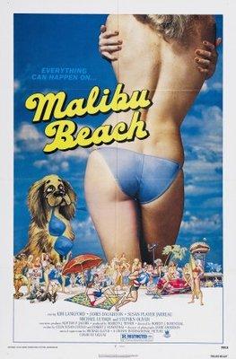 Malibu Beach poster #652831