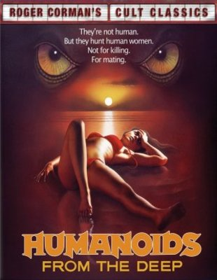Humanoids from the Deep poster #653587