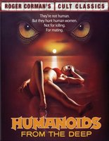 Humanoids from the Deep #653587 movie poster