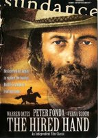 The Hired Hand movie poster