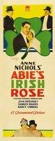 Abie's Irish Rose movie poster