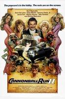 Cannonball Run 2 movie poster