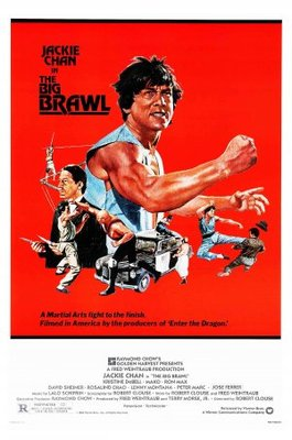 The Big Brawl poster #654478