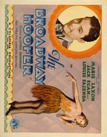 The Broadway Hoofer movie poster
