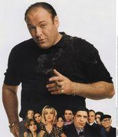 The Sopranos movie poster