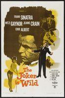 The Joker Is Wild movie poster