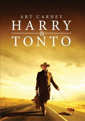 Harry and Tonto poster #654994