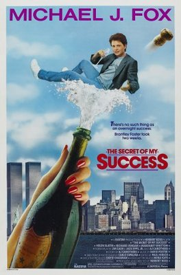 The Secret of My Succe$s movie poster