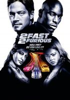2 Fast 2 Furious movie poster