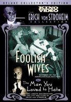 Foolish Wives movie poster
