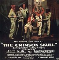 The Crimson Skull movie poster