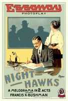 The Night Hawks movie poster