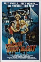 Truckin' Buddy McCoy movie poster