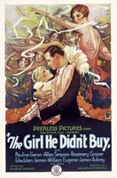 The Girl He Didn't Buy movie poster