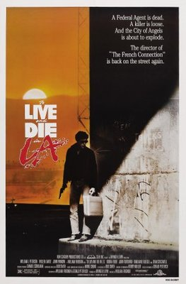 To Live and Die in L.A. poster #656851