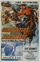 Gunfighters of the Northwest movie poster
