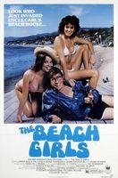 The Beach Girls movie poster