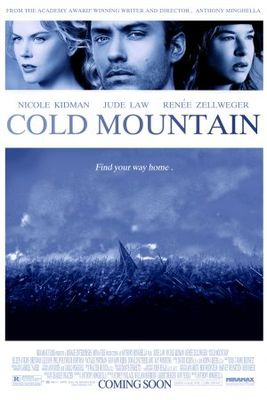 Cold Mountain poster #657224
