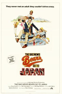 The Bad News Bears Go to Japan poster #657811