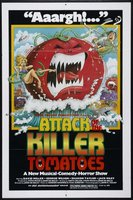 Attack of the Killer Tomatoes! movie poster