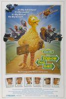 Sesame Street Presents: Follow that Bird movie poster