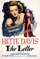 The Letter movie poster