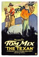 The Texan movie poster