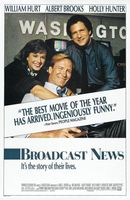 Broadcast News movie poster
