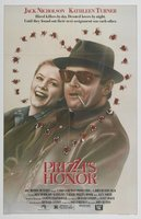 Prizzi's Honor movie poster