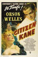 Citizen Kane movie poster