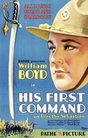 His First Command movie poster