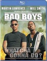 Bad Boys movie poster