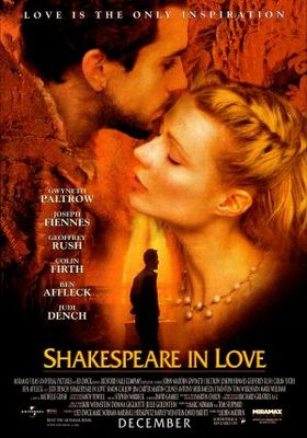 Shakespeare In Love mug #661334