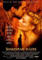 Shakespeare In Love #661334 movie poster