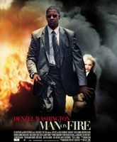 Man On Fire #661632 movie poster