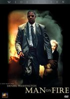 Man On Fire #661633 movie poster