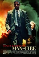 Man On Fire #661634 movie poster