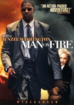 Man On Fire poster #661638