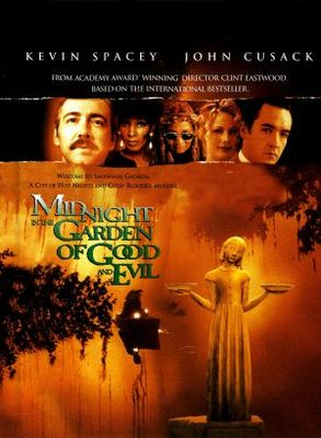 Midnight in the garden of good and evil movie poster 661984 In the garden of good and evil movie