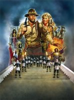 Allan Quatermain and the Lost City of Gold movie poster
