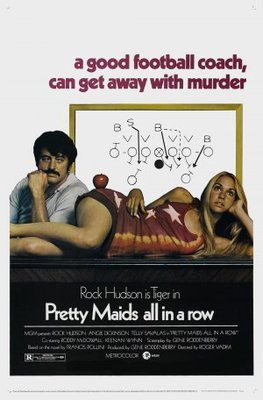 Pretty Maids All in a Row poster #662632
